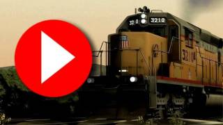 Railworks 2: Train simulator HD video game trailer - PC