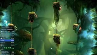 Ori All Skills no OOB no TA Speedrun in 33:36