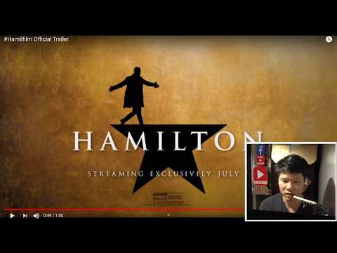 #Hamilfilm Official Trailer (Vietnamese React)
