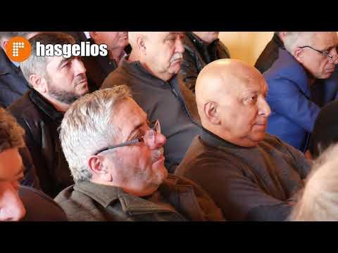 Рабочее совещание состоялось в администрации города Хасавюрт