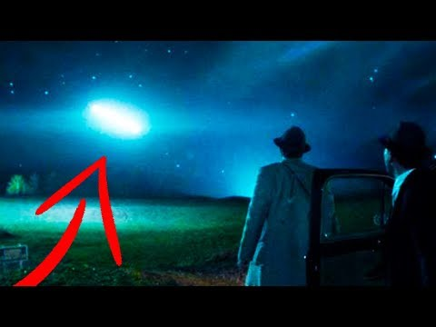 Top 10 Alien UFO Sightings of All Time (Mythical Creatures & Cryptids 2019)