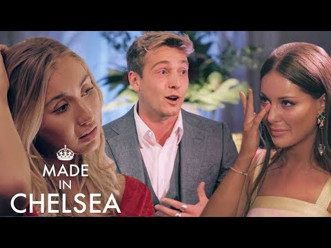 Binky's Back & A Teary Sam Tries to Win Over Habbs at Louise's Engagement Party | Made In Chelsea