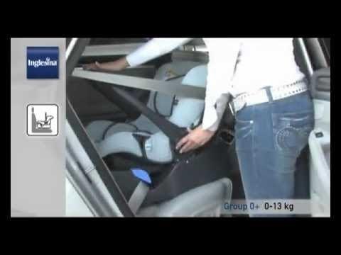 Inglesina Βάση Αυτοκινήτου για Huggy