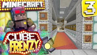 Minecraft Cube Frenzy Episode 3: Shops R Us