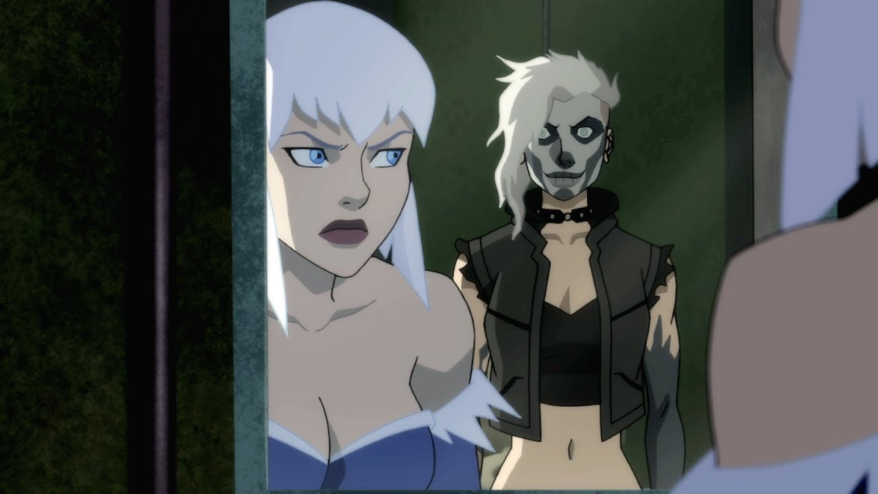 Killer Frost Vs Silver Banshee Chase Suicide Squad Hell To Pay Youtube