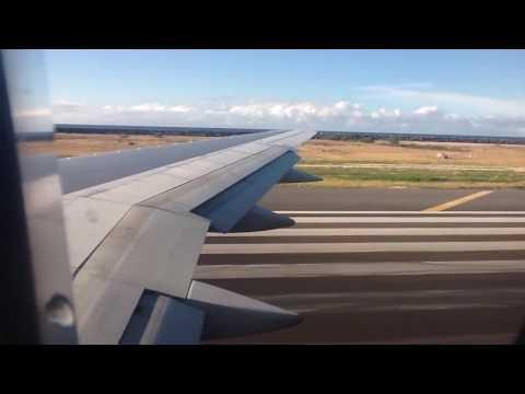 Take off from Honolulu International Airport Hawaii HNL