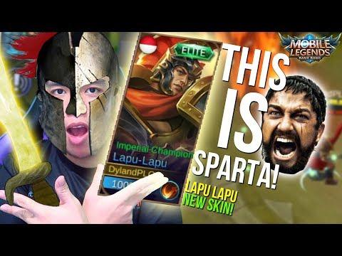 YES!!! INI DIA SKIN LAPU-LAPU TERKEREN !?!? - Mobile Legends Indonesia #43