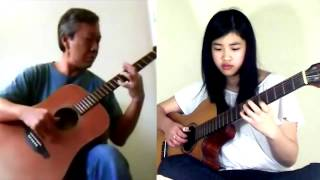 Café Một Mình - Ngọc Lễ - Virginia Nguyễn - Guitar Song Tấu