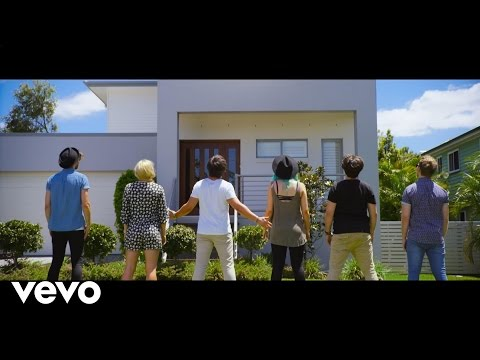 Sheppard - Let Me Down Easy