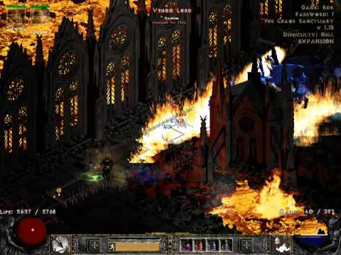 Diablo 2 Amazon Play Movie - YouTube