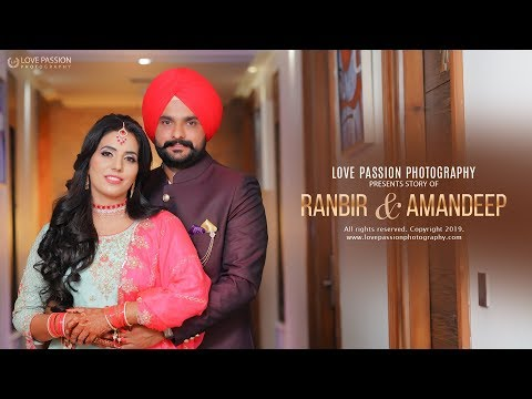 Amandeep & Ranbir Ring Ceremony : By Love Passion Photography | Contact 9888485051