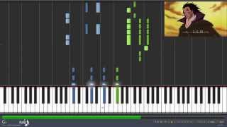 One Piece Opening 9 - Jungle P (Synthesia)