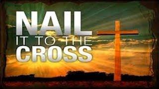 Thursday Night Prayer with Bro Mike. Nail Your Wounds To The Cross Tonight! Be Set Free
