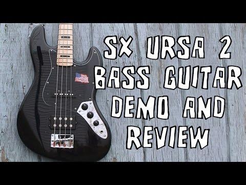 SX Ursa 2 Hum Bass Guitar Demo & Review