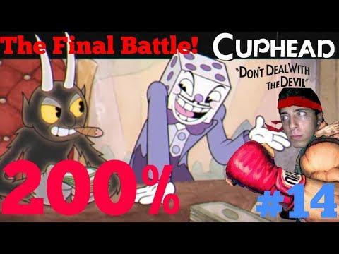 Cuphead - 200% - With Your Boy Luigi - Australia's Greatest Gamer - The Final Battle!