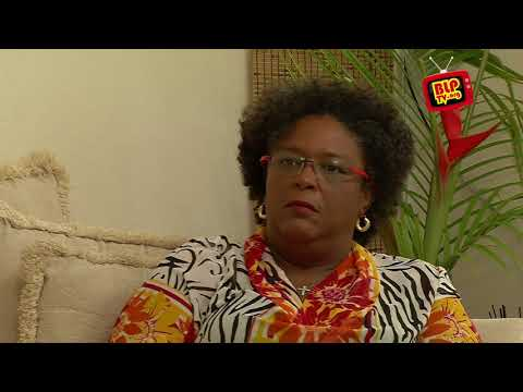 Interview with Mia Amor Mottley (Highlights)  #10