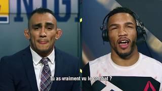En route vers l'UFC 216 : Ferguson vs Lee en VOSTFR