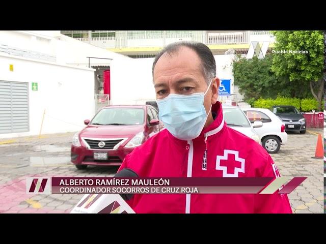 Advierte Cruz Roja aumento en posibilidad de accidentes al conducir bajo la lluvia