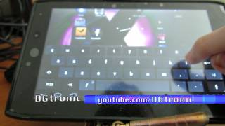 acer iconia a100 with official ics update