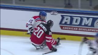 Canada defeats Czech Republic | 2015 IPC Sledge Hockey World Championships
