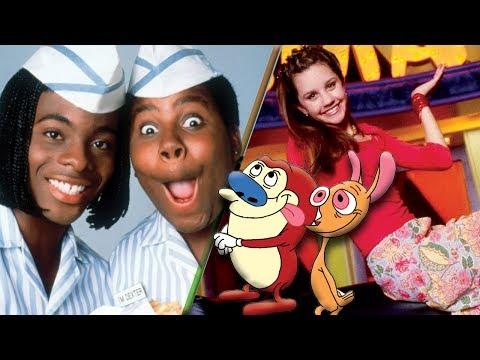 Top 8 Best 90s Nickelodeon TV Shows