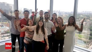Happy holidays from Infor employees around the globe