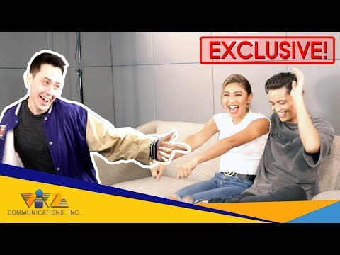 EXCLUSIVE: BTS Of How Bret Jackson Surprised JADINE On Live Interview!