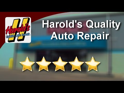 Harold's Quality Auto Repair Salem OR | Wonderful Five Star Review by Kathy S.