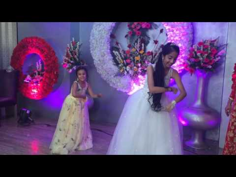 Simple steps on Baby Doll song || Wedding Dance