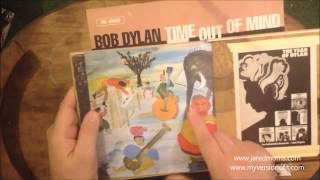 Bob Dylan The Basement Tapes Complete Unboxing Bootleg Series Vol 11