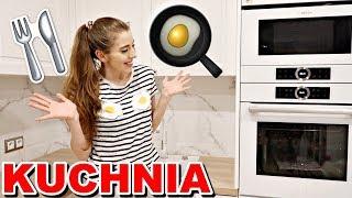 JAK URZĄDZIĆ Kuchnie  Nowe Mieszkanie ❤️ Room Tour