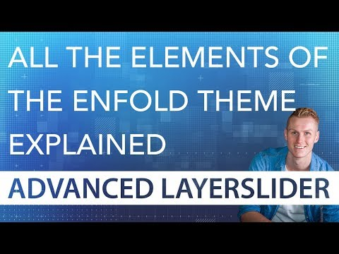 The Advanced Layerslider Tutorial | Enfold Theme