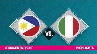 Philippinen - Italien | Gruppenphase, FIBA-WM | MAGENTA SPORT