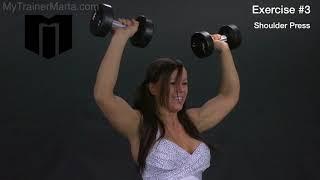 Marta's workout #30