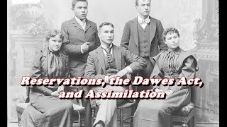 the dawes act of 1877