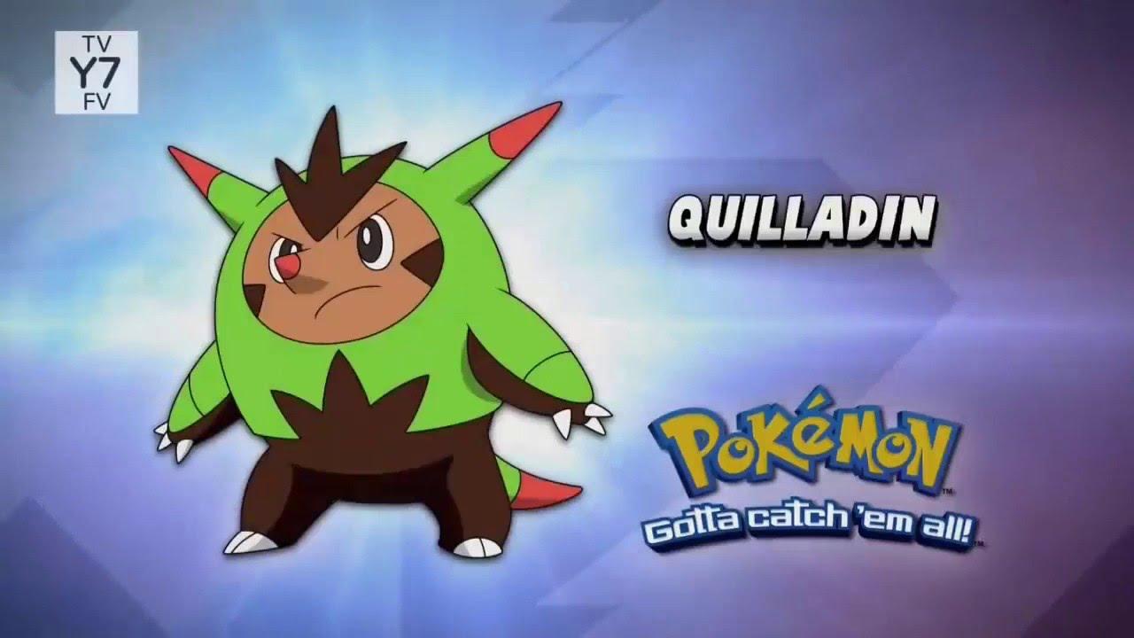 Whos That Pokemon Is Quilladin