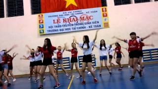 Flashmod Waka Waka - ĐH TCKT