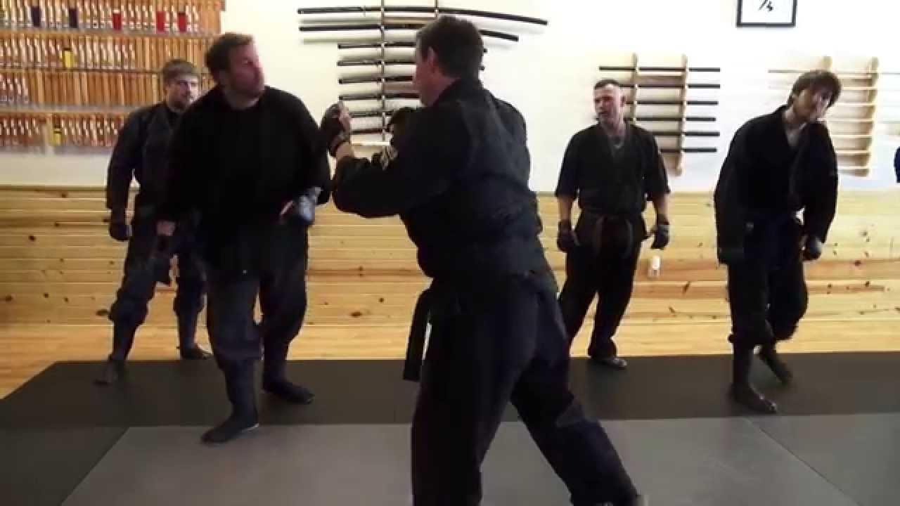 The Dojo Martial Arts Mason Ohio Ninjutsu Youtube