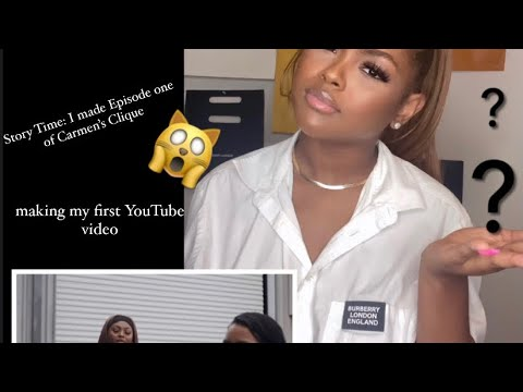 Download STORY TIME: How I Made it to Carmen's Clique Episode 1 / Reaction