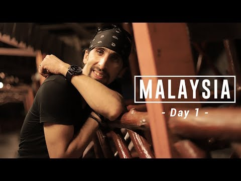 Travel to Malaysia Summer 2018 - Vlog (Day 1)
