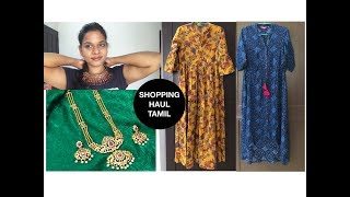 Shopping Haul |JEWELS,KURTI'S & more |  StarNaturalBeauties