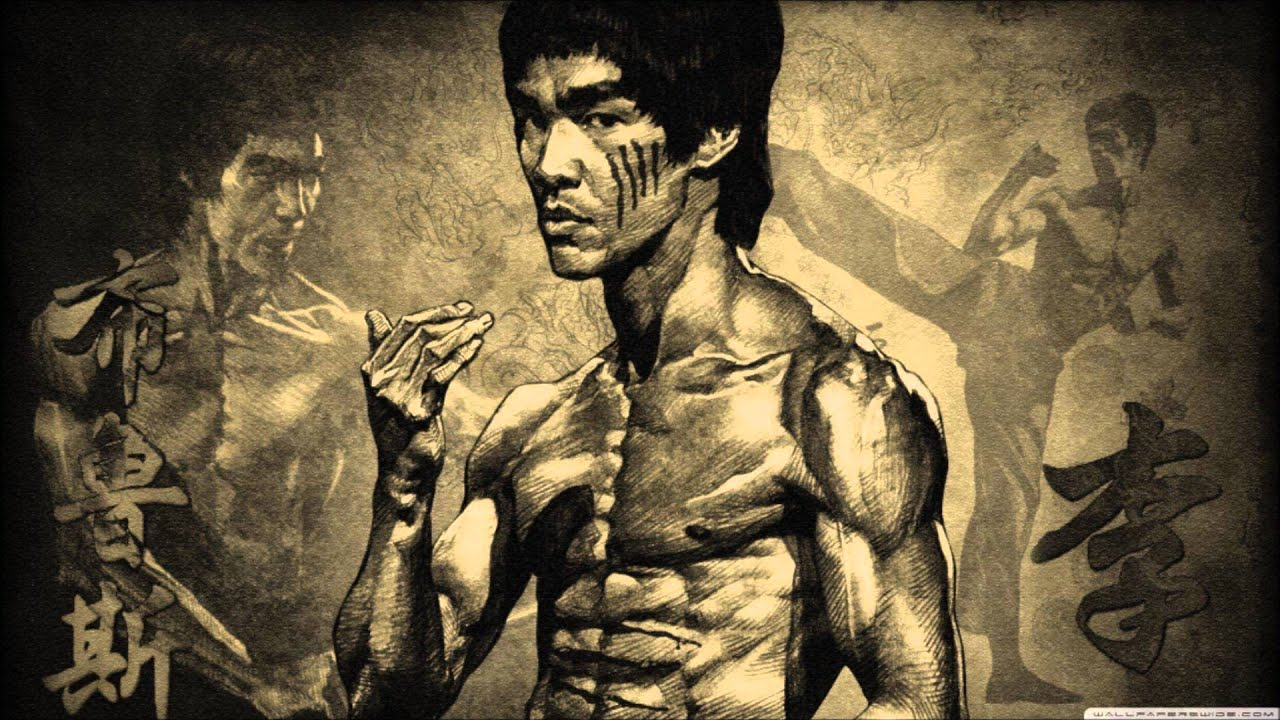 Make Your Own Quote Wallpaper Free Formless 2013 Ft Bruce Lee Youtube