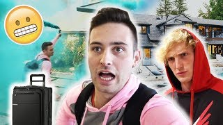 WHY I HAD TO LEAVE LOGAN PAULS HOUSE!!!
