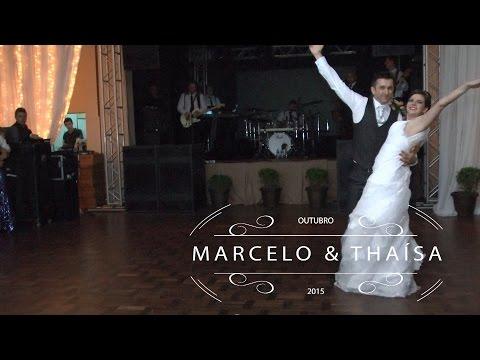 Casamento - Marcelo e Thaísa