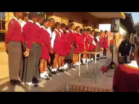 Lehlasedi High school Choir
