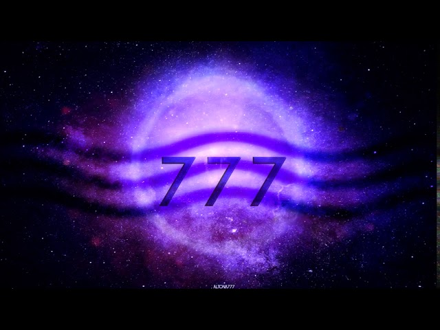 777 Hz Meditation Music | Angelic Tone | Lightbody Meditation | Positive Energy | Ascension | 7D