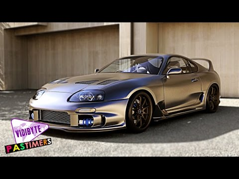 Top 10 Fastest Toyota Cars of all Time || Pastimers