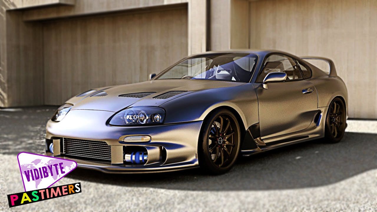 top 10 fastest toyota cars of all time pastimers youtube
