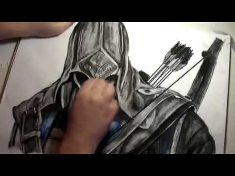 Come Disegnare Assassing S Creed Youtube