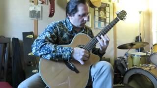 Филимонов Виталий (acoustic steel guitar ) Сочи,Россия